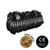 Tanker 1500 - Fosa Septica Tricamerala + Montaj